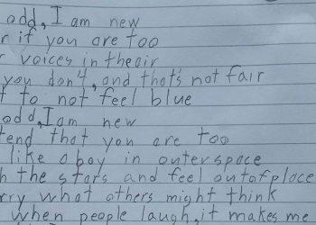 poem autism
