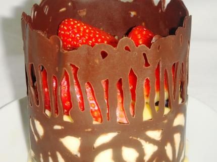 Cosulet de ciocolata