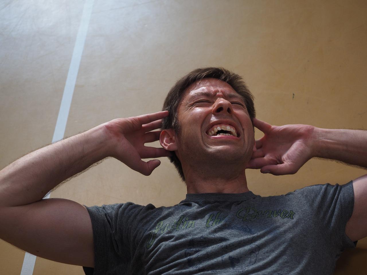 Crampe musculare din cauza caldurii