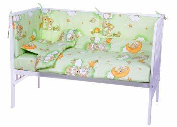 Lenjerie-patut-cu-5-piese-Sleepy-Teddy-Bear-Green-007-101707-2