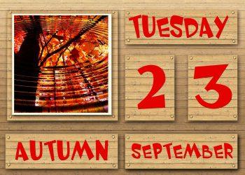 Cele mai norocoase zile din septembrie
