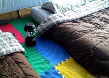 Covoras pentru cort