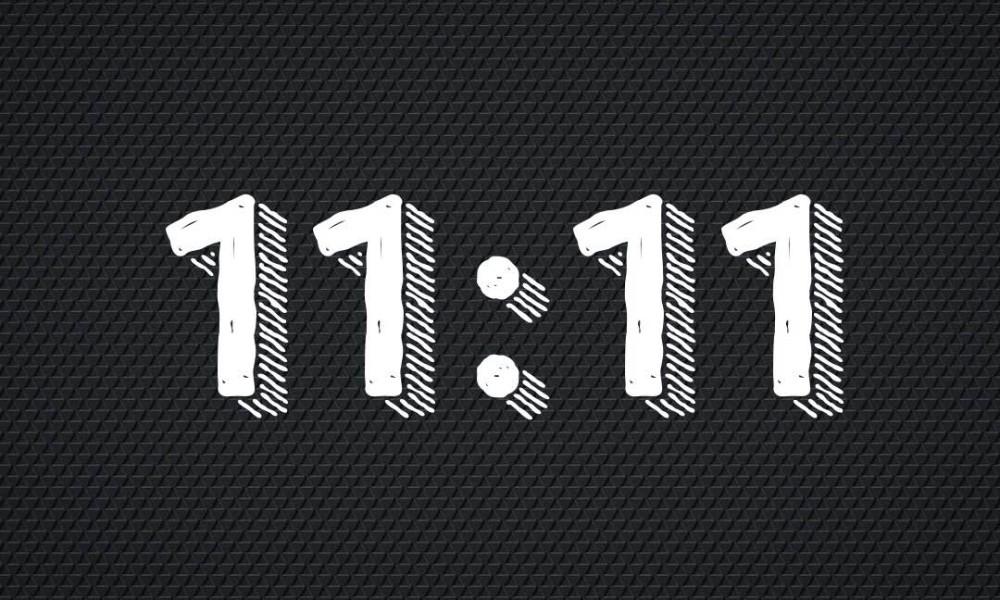 11:11, mesaje ingeri