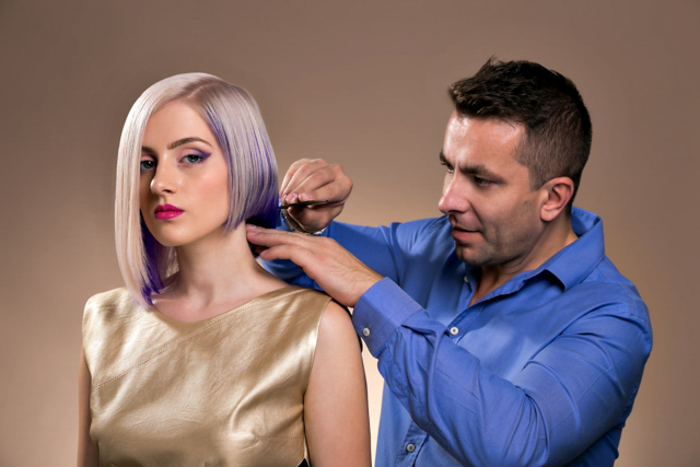 Cristi Pascu Hairstylist