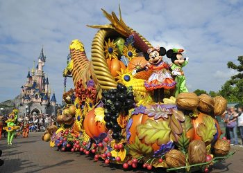 halloween, disneyland paris