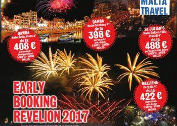 Oferte de Revelion Malta