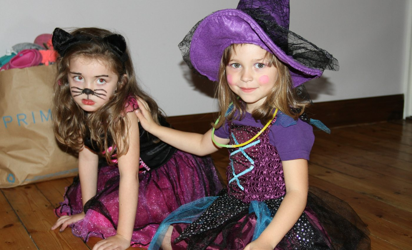 Idei haioase pentru costume de Halloween