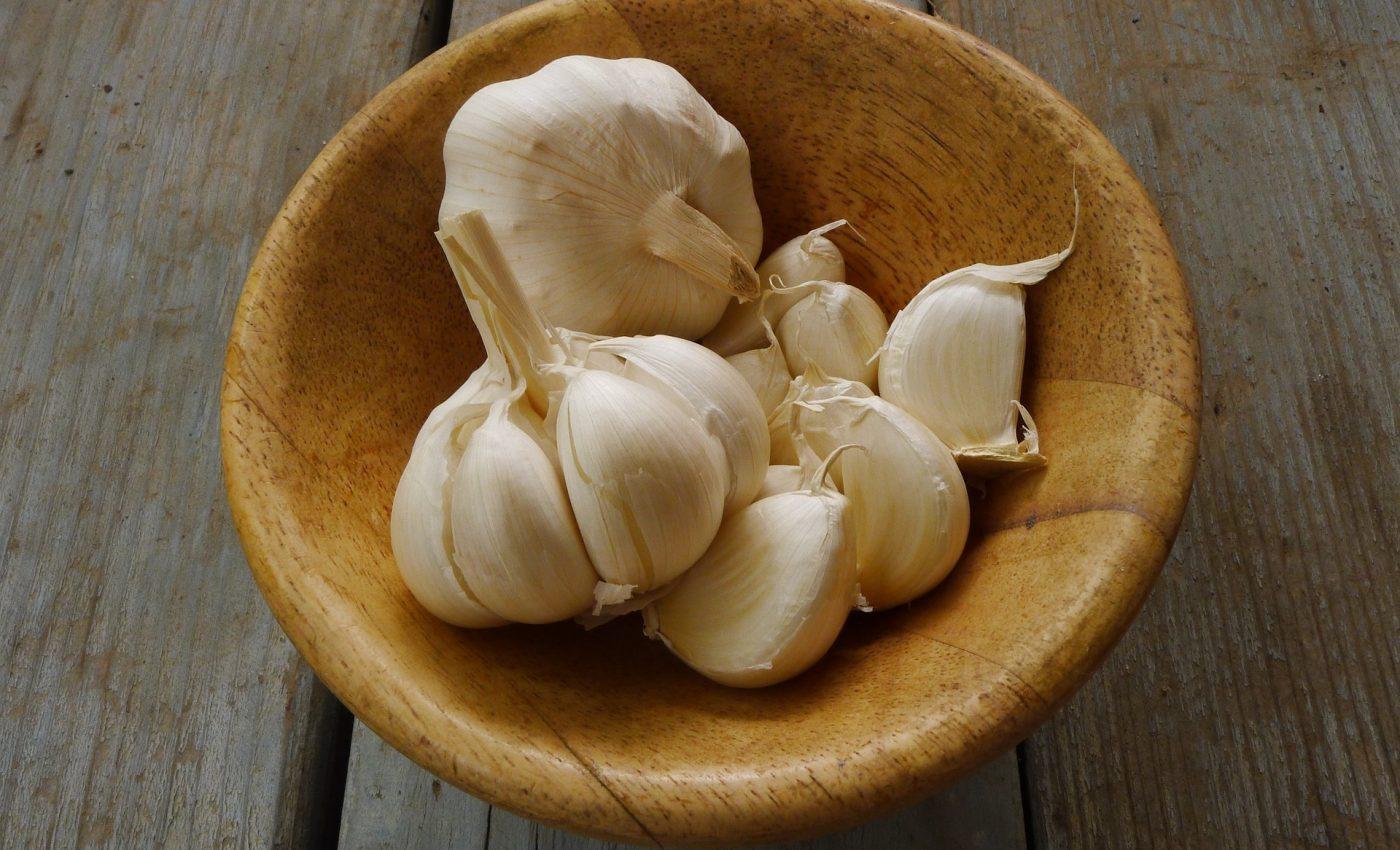 usturoi - sfatulparintilor.ro - pixabay_com - garlic-1374329_1920