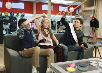 Viata ca un joc video, serial in premiera, Disney Channel