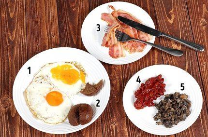mic dejun anglia