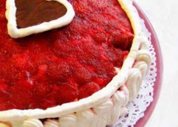 Tort de capsune