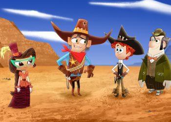 """O nouă serie animată de comedie și aventură are premiera în 14 ianuarie (la 9:30) la Disney Channel: Premiera """"Penn Zero: Erou Part-Time""""."""