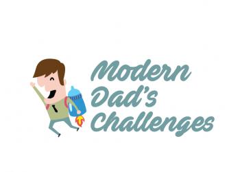 Logo Modern Dad's Challenges