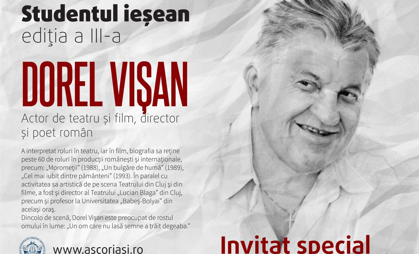 Fisa Invitatului Dorel Visan