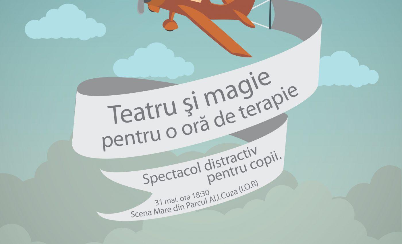 Poster Ziua Copilului