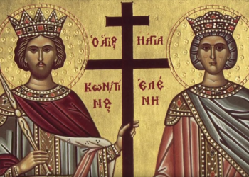 Sfintii Constantin si Elena - youtube_com