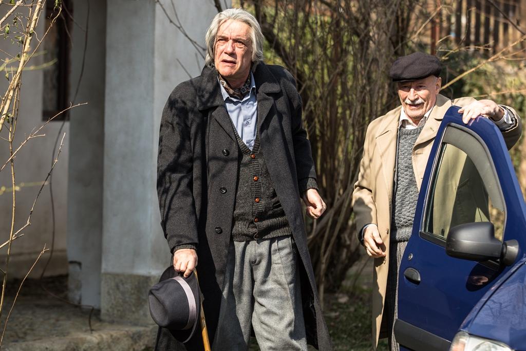 Marcel Iures si Victor Rebengiuc in Octav Foto credit Adi Marineci