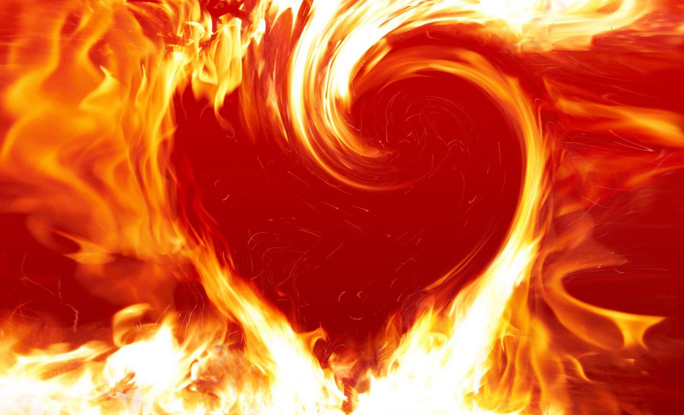 foc inima horoscop - sfatulparintilor.ro - pixabay_com - fire-heart-961194