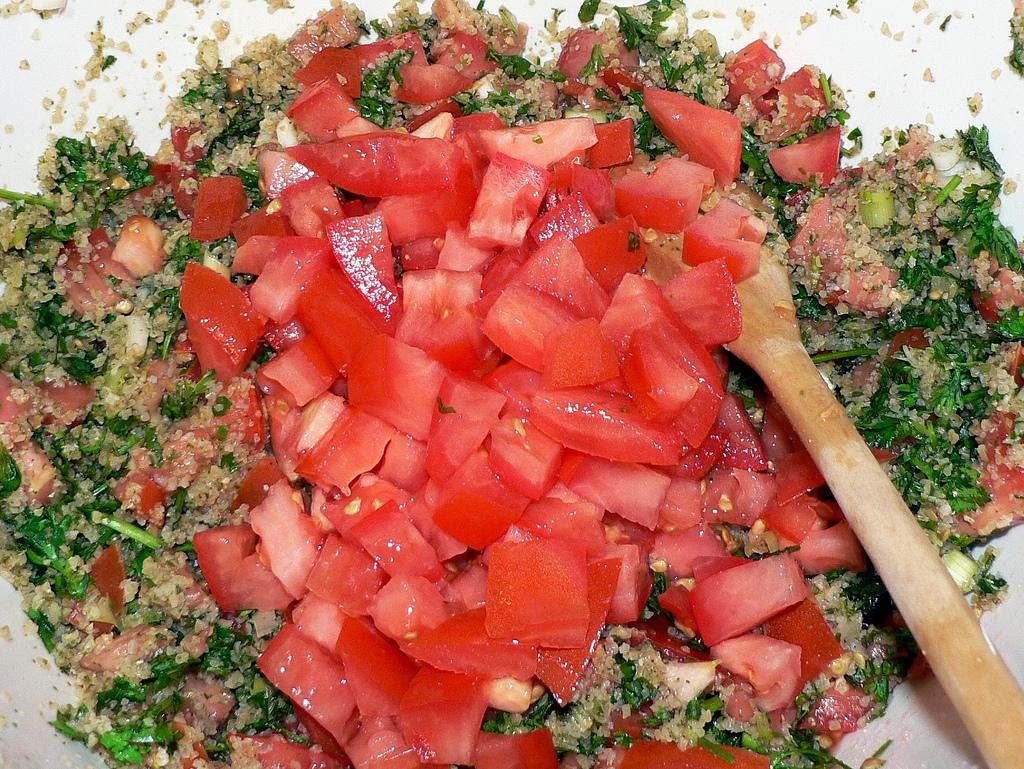 Salata racoritoare de vara Tabbouleh