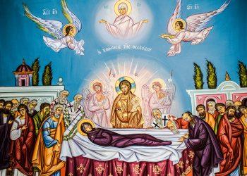 adormirea maicii domnului -sfatulparintilor.ro - pixabay_com - the-assumption-of-virgin-mary-2191751_1920