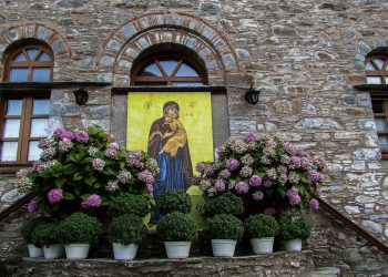 Sfanta Maria Mare la greci