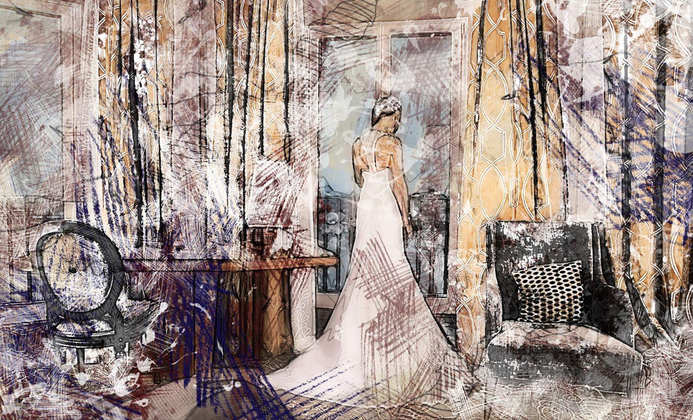Ce inseamna cand te visezi mireasa - sfatulparintilor.ro - pixabay_com - art-2383227_1920