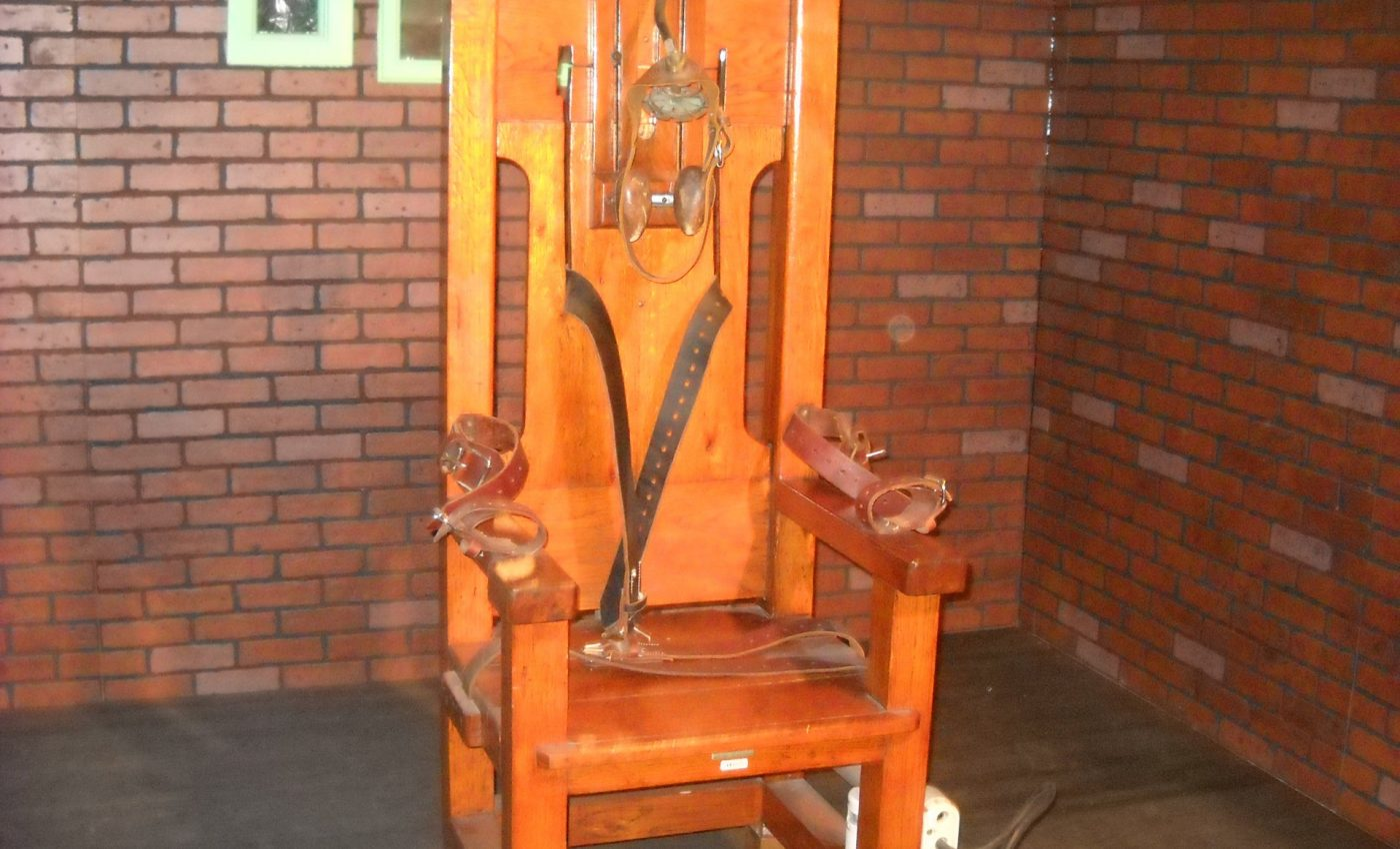 pedeapsa cu moartea - sfatulparintilor.ro - pixabay_com - electric-chair-72283
