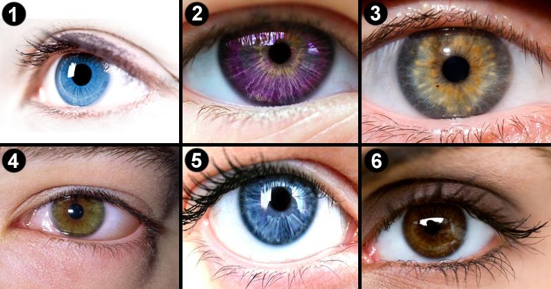 alege un ochi