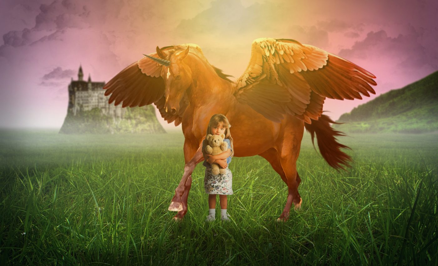 Ce inseamna cand visezi copil mic - sfatulparintilor.ro - pixabay_com - unicorn-2074469