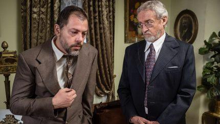 Ioan Andrei Ionescu si Stefan Velniciuc-filmOctav