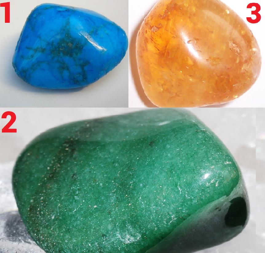 Alege un cristal