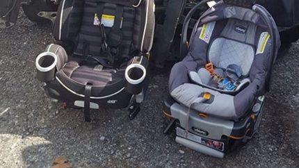ACCIDENT SCAUN AUTO