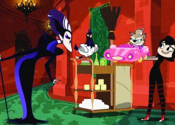 Disney Channel anunță premiera unui nou serial animat, Hotel Transilvania, bazat pe filmele de mare succes cu același nume, în data de 30 octombrie la 20:00.
