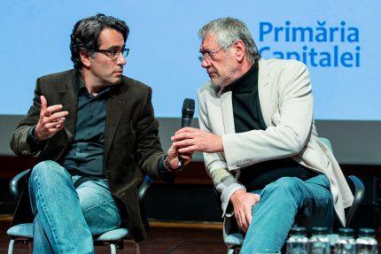 Serge Celebidachi si Marcel Iures Credit foto Adi Marineci