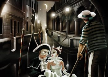 Afis_O Noapte la Venetia_CMYK_70x100cm