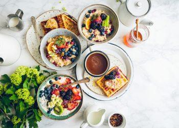 Cele mai sanatoase alimente pentru micul dejun - sfatulparintilor.ro - pixabay_com - food-2569257_1920