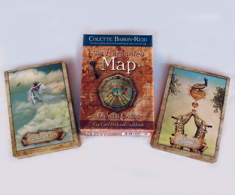 Enchanted-Map-Cards
