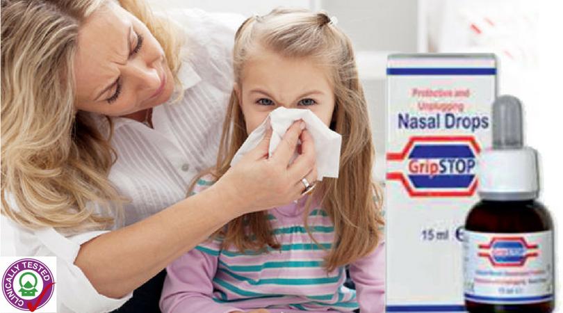 Picaturi de nas sigure pentru bebelusi si gravide