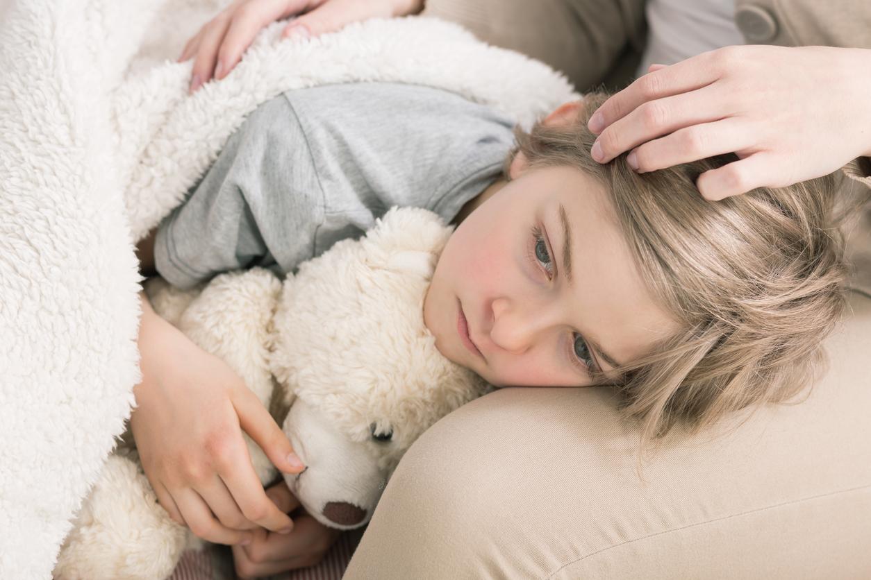 Perioada de recuperare după o viroză respiratorie se poate dovedi dificilă, în special pentru copiii de vârstă mică.