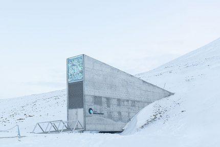 Rezerva mondiala de seminte din Svalbard