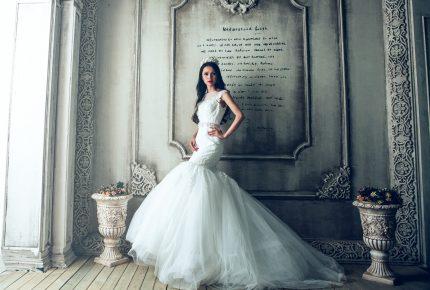 rochii de mireasa - rochia trompeta - sfatulparintilor.ro - pixabay_com - wedding-dresses-1485984_1920