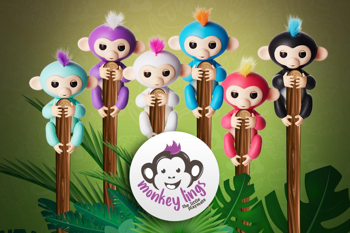 MonkeyLings - Jucariile benefice pentru copilul tau