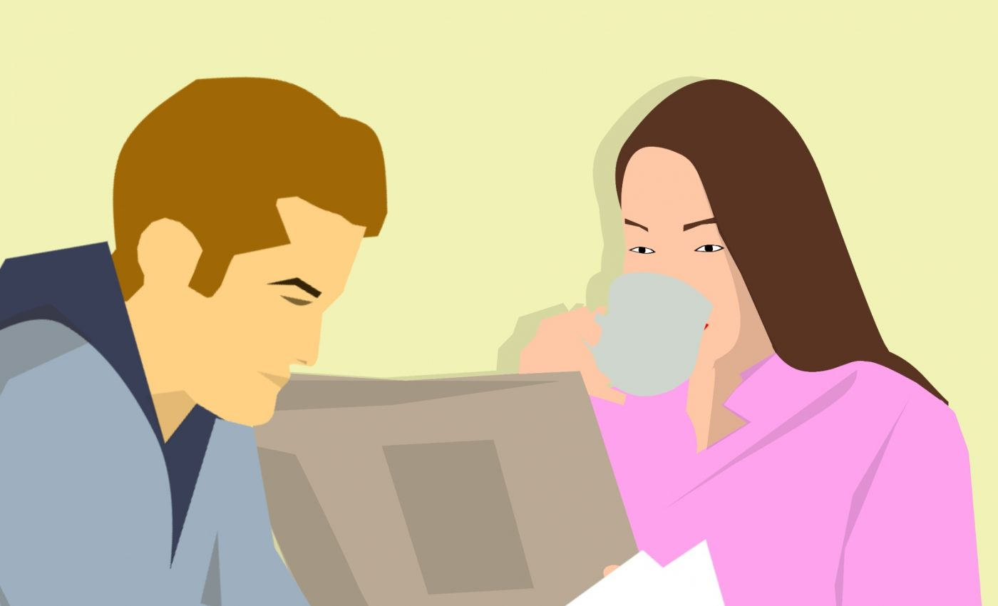 diferente intre barbati si femei - sfatulparintilor.ro - pixabay_com - reading-2836780