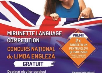 Concursul Mirunette Language Competition