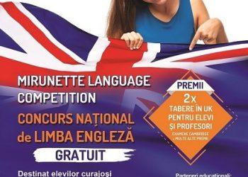 Concursul Mirunette Language Competition
