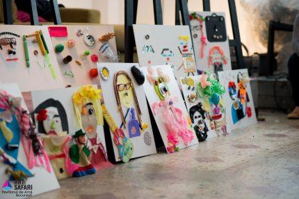 Art Safari Kids 2018