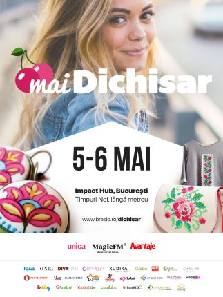 Dichisar - 5-6 MAI 2018 - afis