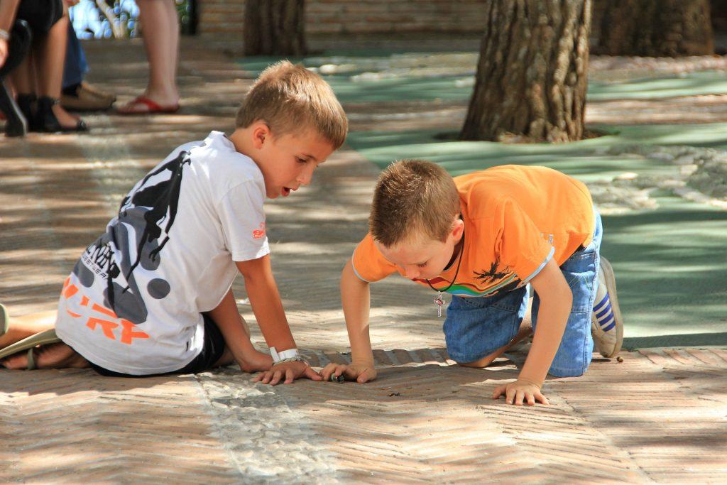 primele semne ale apariției viermilor la copii