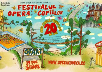 Festivalul Opera Copiilor 2018
