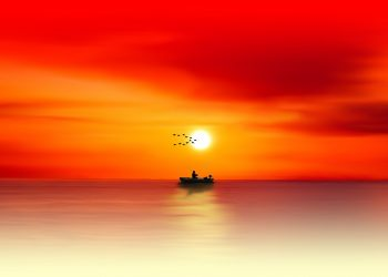 horoscop zilnic - sfatulparintilor.ro - pixabay_com - sunset-3331503_1920